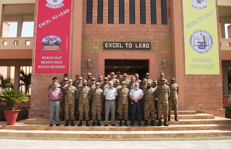 Army Staff College Visited Rashidabad