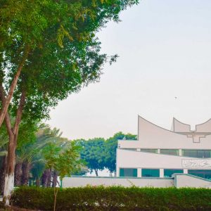 Masjid-e-Shahbazi & Hameeda Shafique Islamic Information Centre