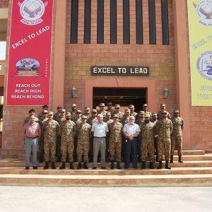 Army Staff College Visited Rashidabad