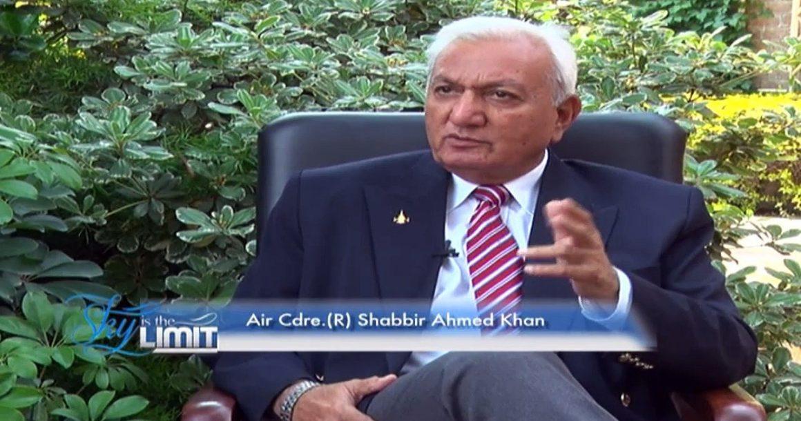 Air Commodore Shabbir Ahmed Khan