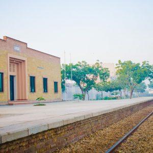Rashidabad Railway Station
