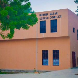 Rehana Nazar Squash Complex